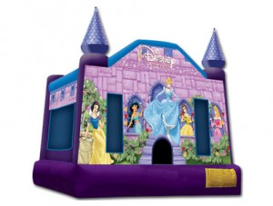 Princess-Jumping-Castle