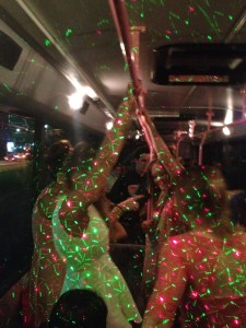 Party Bus Hire from Big Bus Co