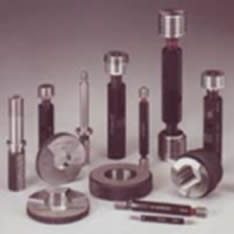 GO-NO GO SCREW THREAD GAUGES
