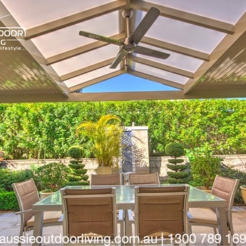 Aussie Outdoor Living Patio Aluminium Polycarbonate 056