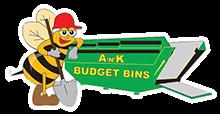 Ank Budget Bins Logo