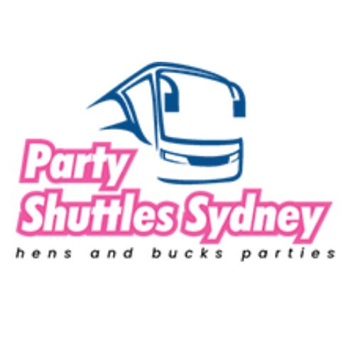 Party Shuttles Sydney Logo 2
